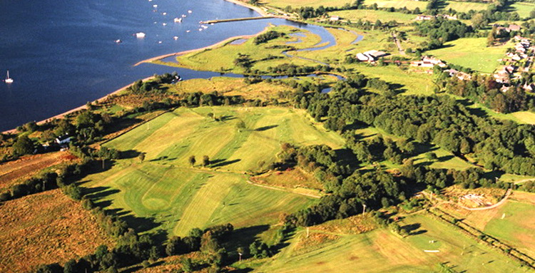 Take your clubs - Golf at Achnasmeorach