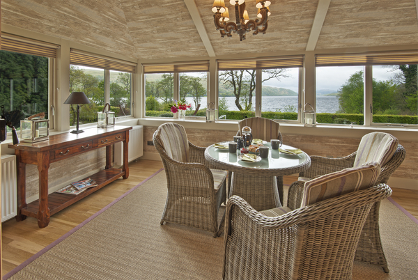 Refurbished Garden Room - now ready for your enjoyment!